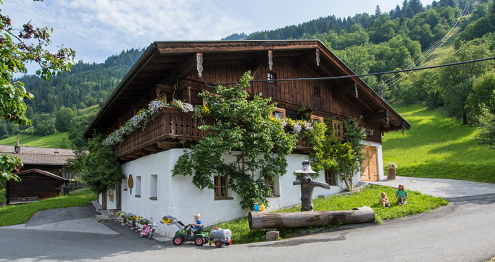 Brunnerhof Appartements in Rauris